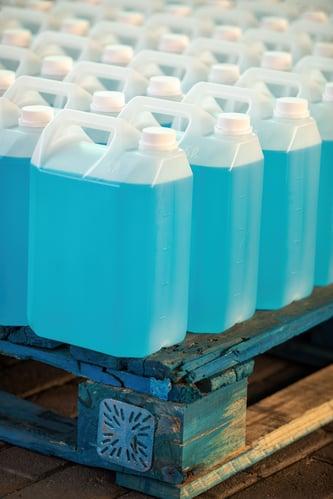 Bulk alcohol for sanitizer