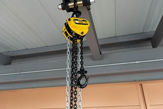 Sumner Chain Block Hoists